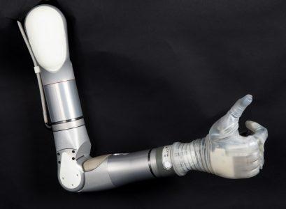 Бионический протез DEKA Arm (Luke arm) поступит в продажу уже в этом году