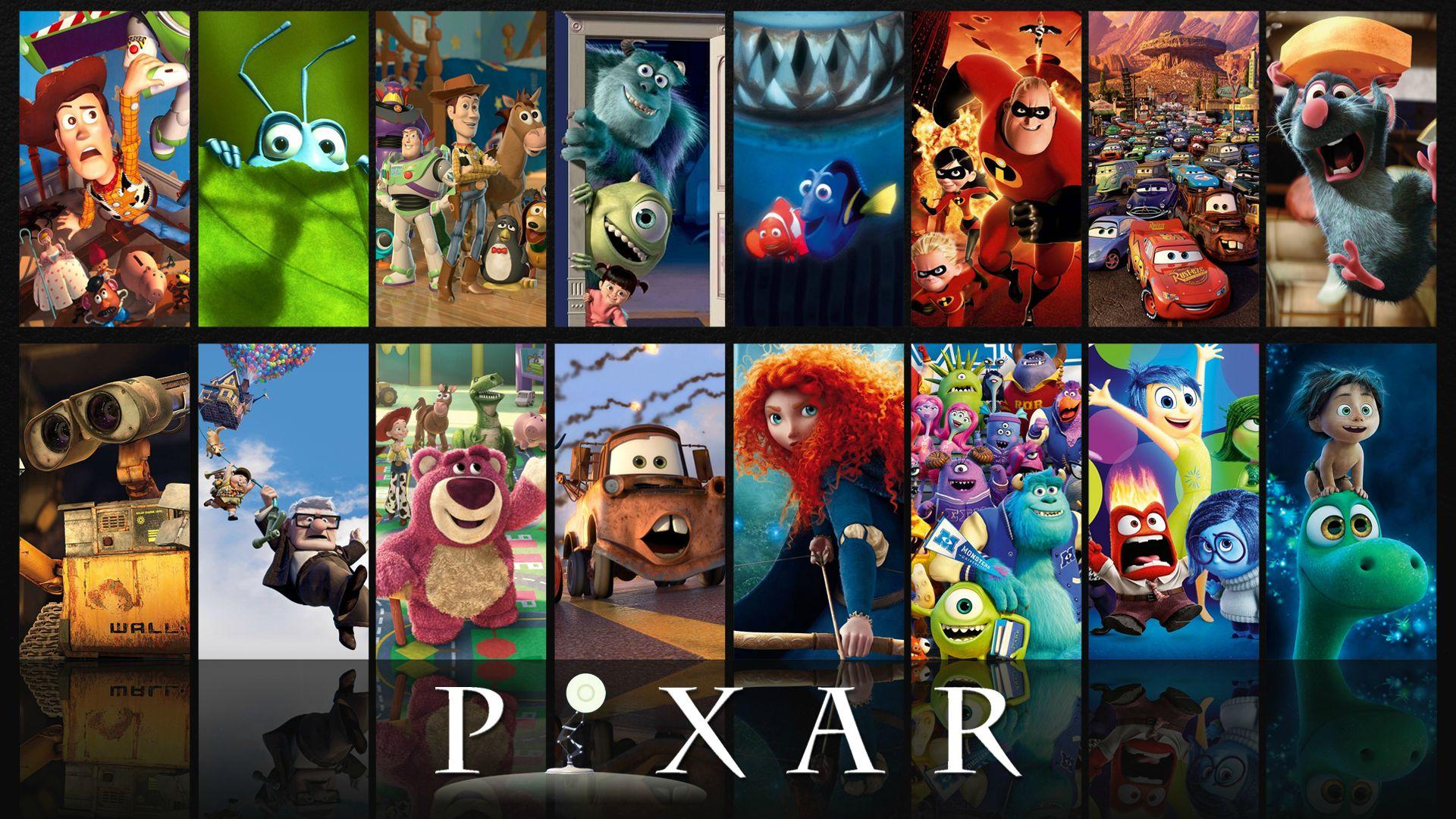 Pixar universe theory