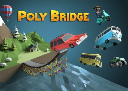 Poly Bridge: в мостостроители пойду, пусть меня научат!