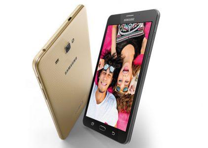 Смартфон Samsung Galaxy J Max получил семидюймовый экран и аккумулятор емкостью 4000 мА•ч