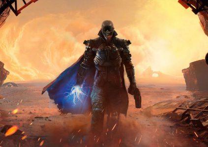 The Technomancer: безжизненный Марс