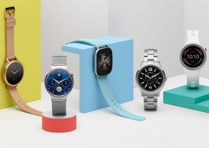 Google работает над собственными умными часами на базе Android Wear