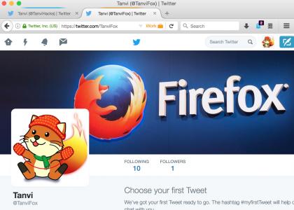 В Firefox появились контейнеры