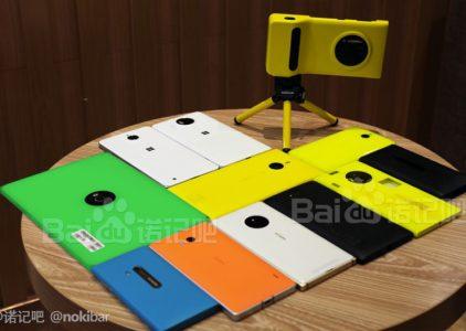 Появилось изображение так и не вышедших мобильных устройств Microsoft Lumia 2020, 650 XL и Nokia XL 2