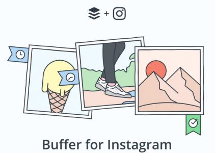 Пользователи Buffer теперь могут планировать заранее и публикации в Instagram