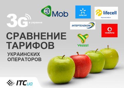 Обзор тарифов мобильных операторов (предоплата, лето 2016)