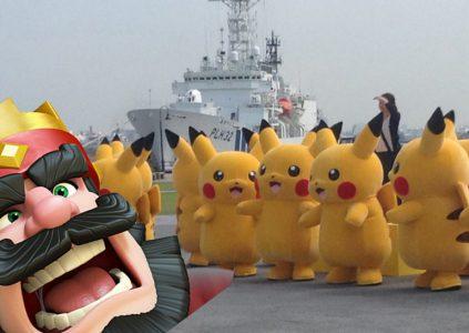Загрузки, доходы, акции: Pokémon Go бьёт рекорды, хотя официально доступна лишь в трёх странах