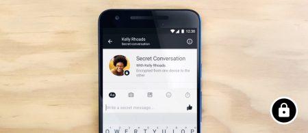 В Facebook Messenger появятся «секретные чаты» со сквозным шифрованием и самоуничтожающимися сообщениями