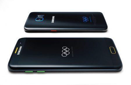 Смартфон Samsung Galaxy S7 Edge Olympic Edition – «олимпийская» версия оригинальной модели