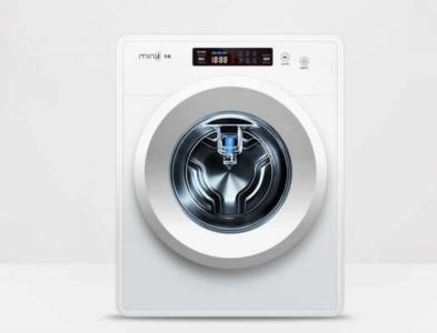 Представлена компактная стиральная машинка Xiaomi с возможностью управления смартфоном и функцией стерилизации одежды – всего $230