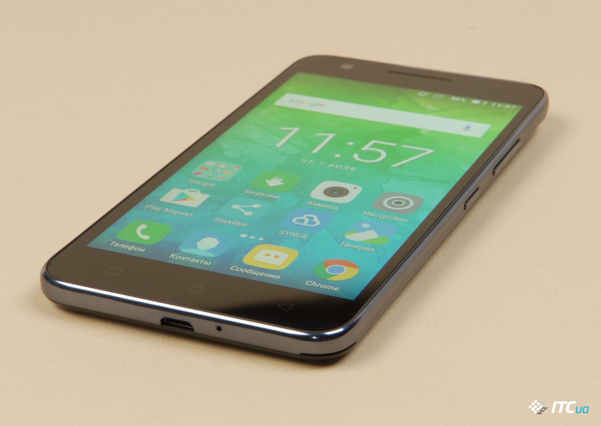 4478da62585c58 Обзор недорогого смартфона Lenovo C2 (K10a40) - ITC.ua
