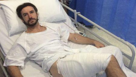 Велосипедист упал на свой смартфон Apple iPhone 6 и… получил ожог третьей степени