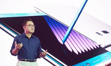 «Два-три месяца»: Samsung рассказала о сроках выпуска обновления Android 7.0 Nougat для смартфонов Galaxy Note7