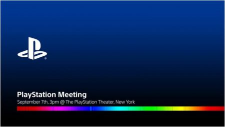 Мероприятие Sony, на котором ожидается официальный анонс новой игровой консоли PlayStation 4 Neo, запланировано на 7 сентября