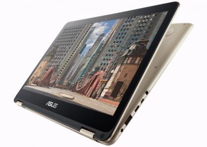 В Украине стартовали продажи ультратонкого ноутбука-трансформера ASUS ZenBook Flip UX360CA по цене от 23975 грн
