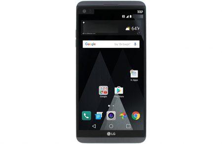 Опубликованы новые изображения флагманского смартфона LG V20