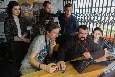 Американский киноактер Стивен Сигал поможет Wargaming с дальнейшим развитием игры World of Warships