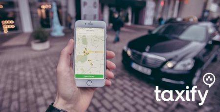 В ближайшее время в Украине ожидается запуск сервиса такси Taxify, который составит конкуренцию Uber и Hopin