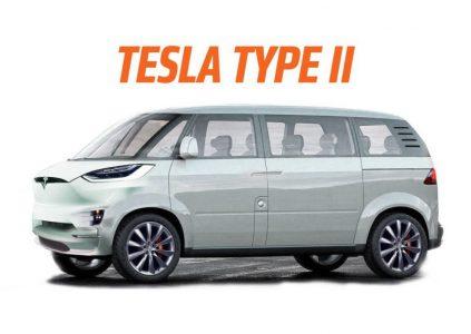 Илон Маск подтвердил планы по выпуску микроавтобуса Tesla на платформе Model X и в дизайне, вдохновленном классическим Volkswagen Transporter
