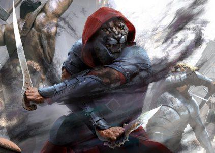 The Elder Scrolls Legends: карты для Драконорожденного