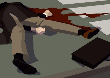This Is the Police: один против всех