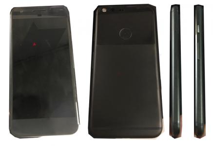 Смартфоны HTC Nexus Sailfish и Marlin сертифицированы FCC, опубликована фотография младшей модели в полностью металлическом корпусе
