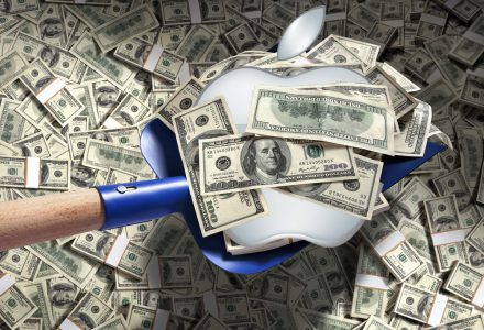 ЕС может оштрафовать Apple на 17 млрд евро за неуплату налогов