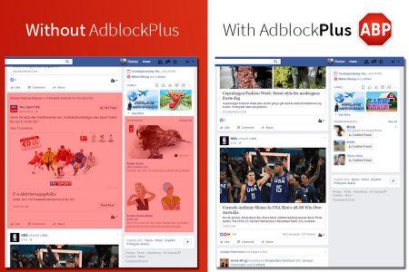 Adblock Plus уже нашел способ блокировать рекламу в Facebook