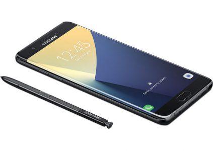 В Китае будет продаваться специальная версия Samsung Galaxy Note7 с 6 ГБ ОЗУ и 128 ГБ флэш-памяти