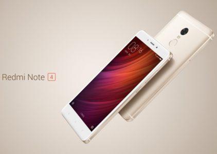 Смартфон Xiaomi Redmi Note 4 с 10-ядерным процессором Helio X20 и батареей на 4100 мАч поступит в продажу по цене от $135