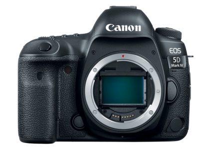 Состоялся официальный релиз полнокадровой камеры Canon EOS 5D Mark IV с поддержкой записи видео в разрешении 4K