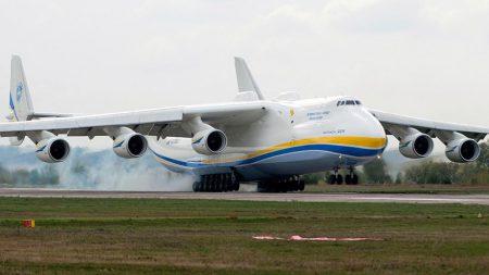 ГП «Антонов» закончит строительство второго самолёта Ан-225 «Мрия» и продаст его в Китай