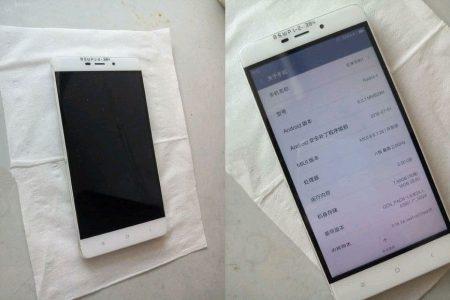 В базе данных TENAA появились смартфоны Xiaomi Redmi 4 и Redmi Note 4, стали известны их точные характеристики