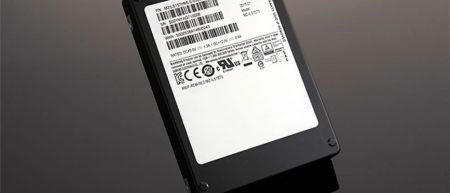SSD Samsung PM1663a емкостью 15 ТБ поступил в продажу по цене в $10 тыс.