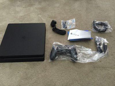 Видео дня: компактная версия игровой консоли Sony PlayStation 4