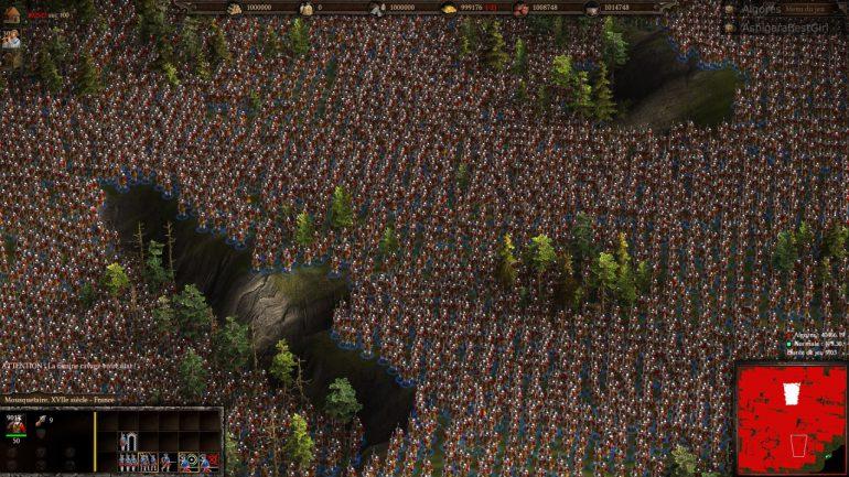 В игре «Казаки 3» из-за бага можно копировать войска с помощью Ctrl+C и Ctrl+V