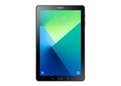 Опубликованы официальные изображения планшета Samsung Galaxy Tab A 10.1 (2016) with S Pen