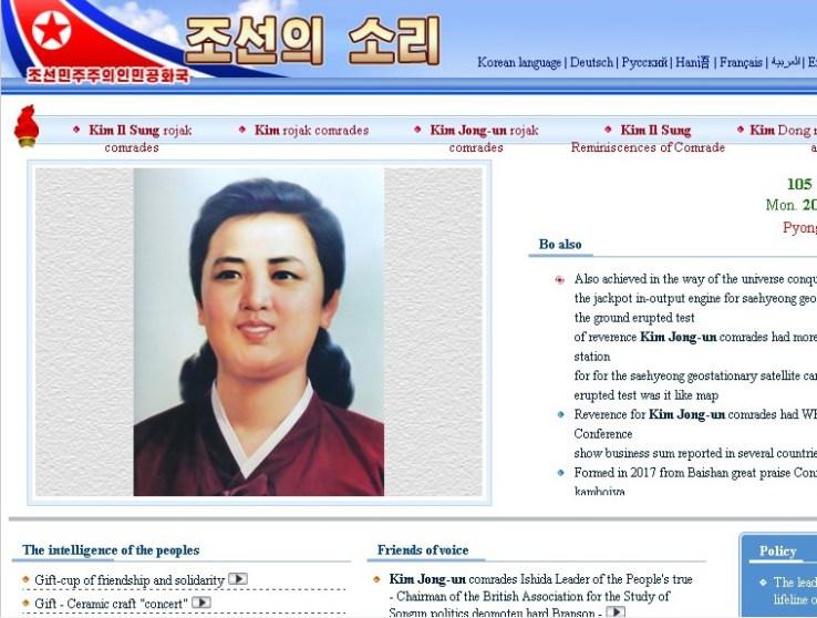 ВСеверной Корее, вполне возможно, всего 28 интернет-сайтов