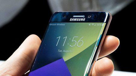 Samsung запустила сайт, позволяющий проверить дефектность батареи в Galaxy Note7