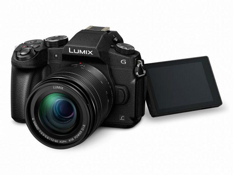 Panasonic обновила три камеры серии Lumix