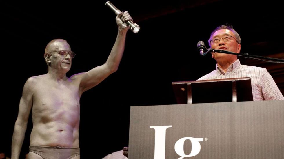 VW получил Шнобелевскую премию похимии
