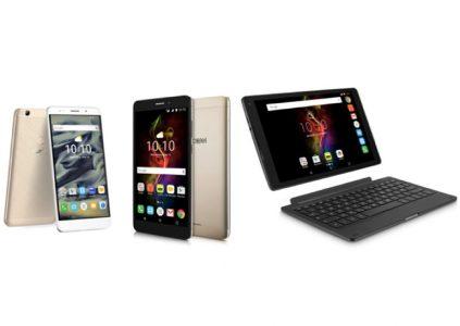 Alcatel анонсировала на IFA 2016 планшеты POP 4 и смартфон XL