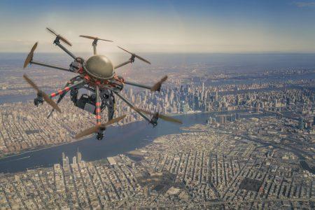 Пожарные Нью-Йорка начнут использовать дроны для разведки