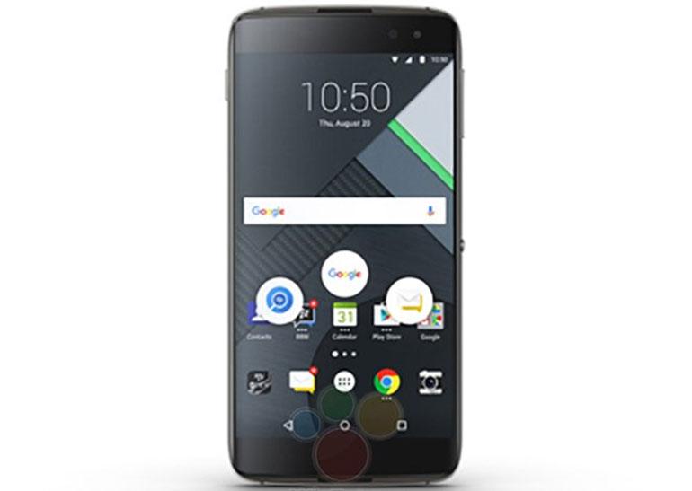 Представлен смартфон TCL 950 который ляжет в основу модели Black Berry DTEK60