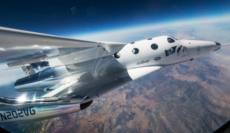 Virgin Galactic возобновила испытательные полеты после двухлетнего перерыва
