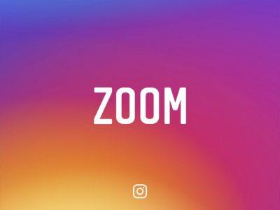 В Instagram теперь можно увеличивать фото и видео