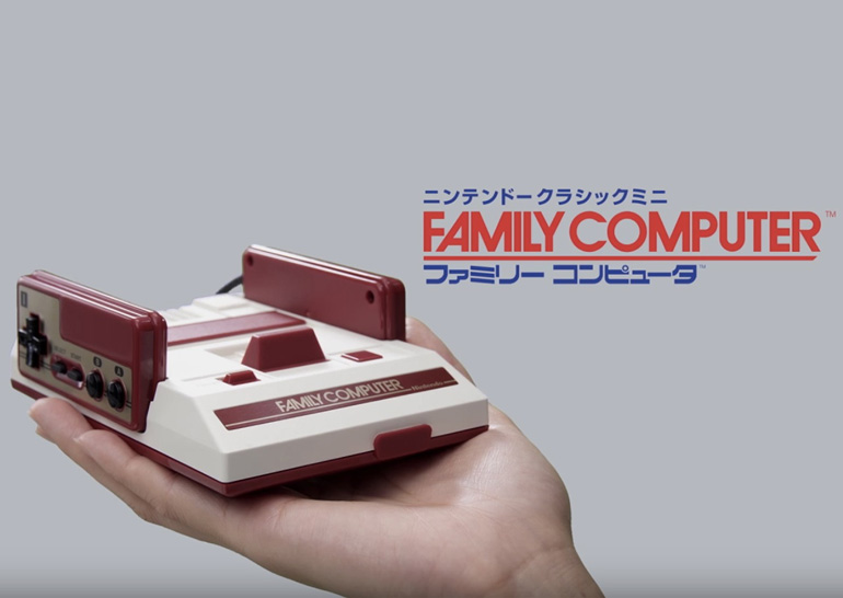 Nintendo вновь запустит в реализацию оригинальную приставку Dendy