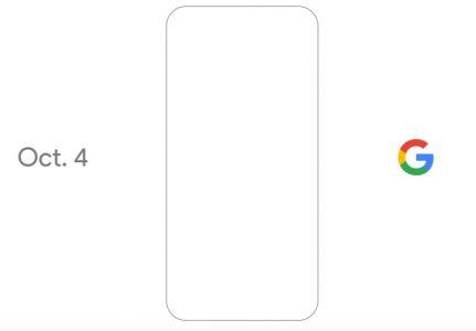 Теперь официально: смартфоны Google Pixel представят 4 октября. Новые фотографии указывают на почти полное отсутствие отличий во внешности аппаратов