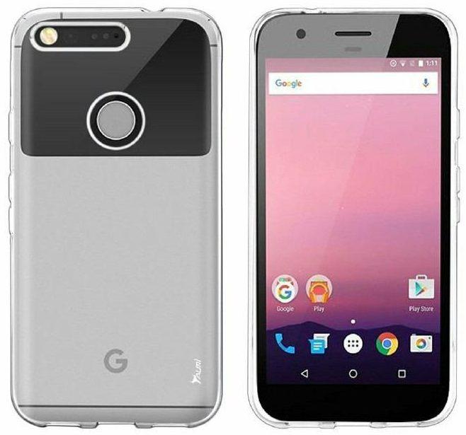 Появились изображения смартфонов Google Pixel и Pixel XL