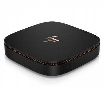 Настольный мини-ПК HP Elite Slice предлагает модульную конструкцию и процессоры Intel Core вплоть до Core i7